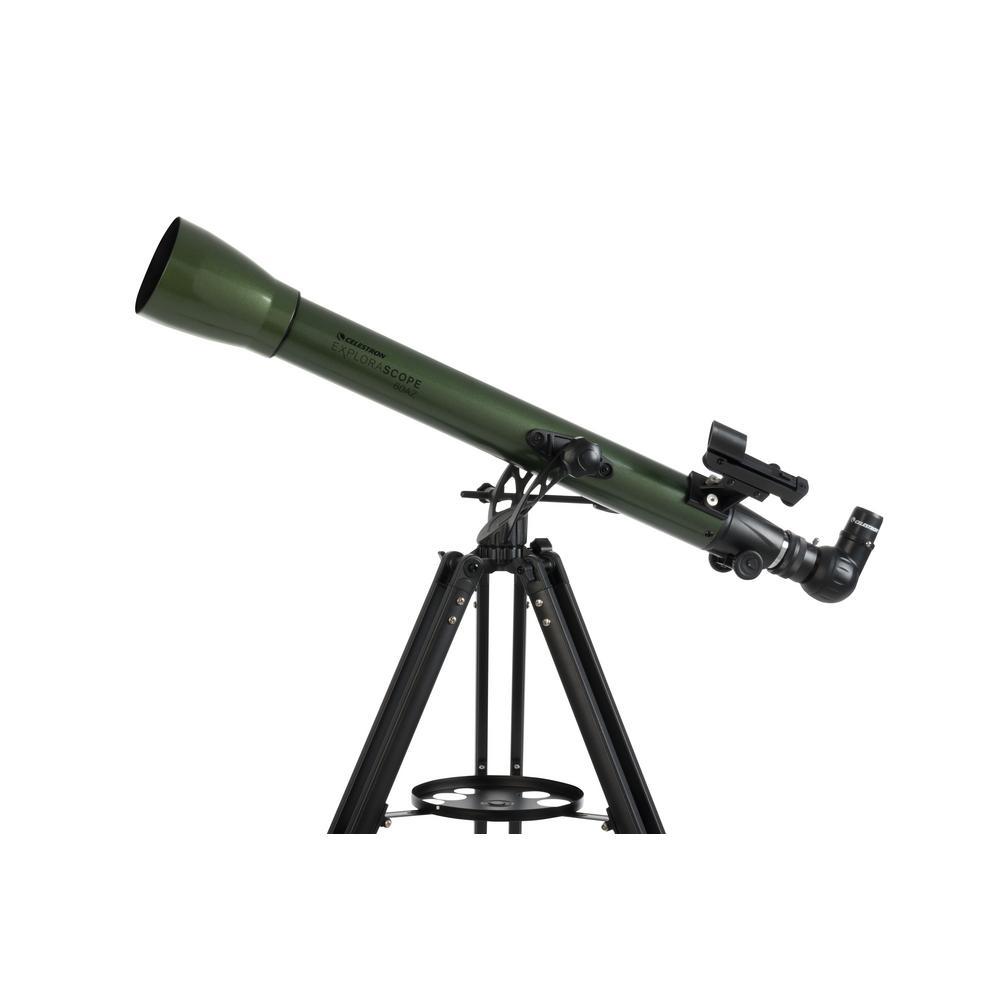 Explorascope 60AZ Telescope