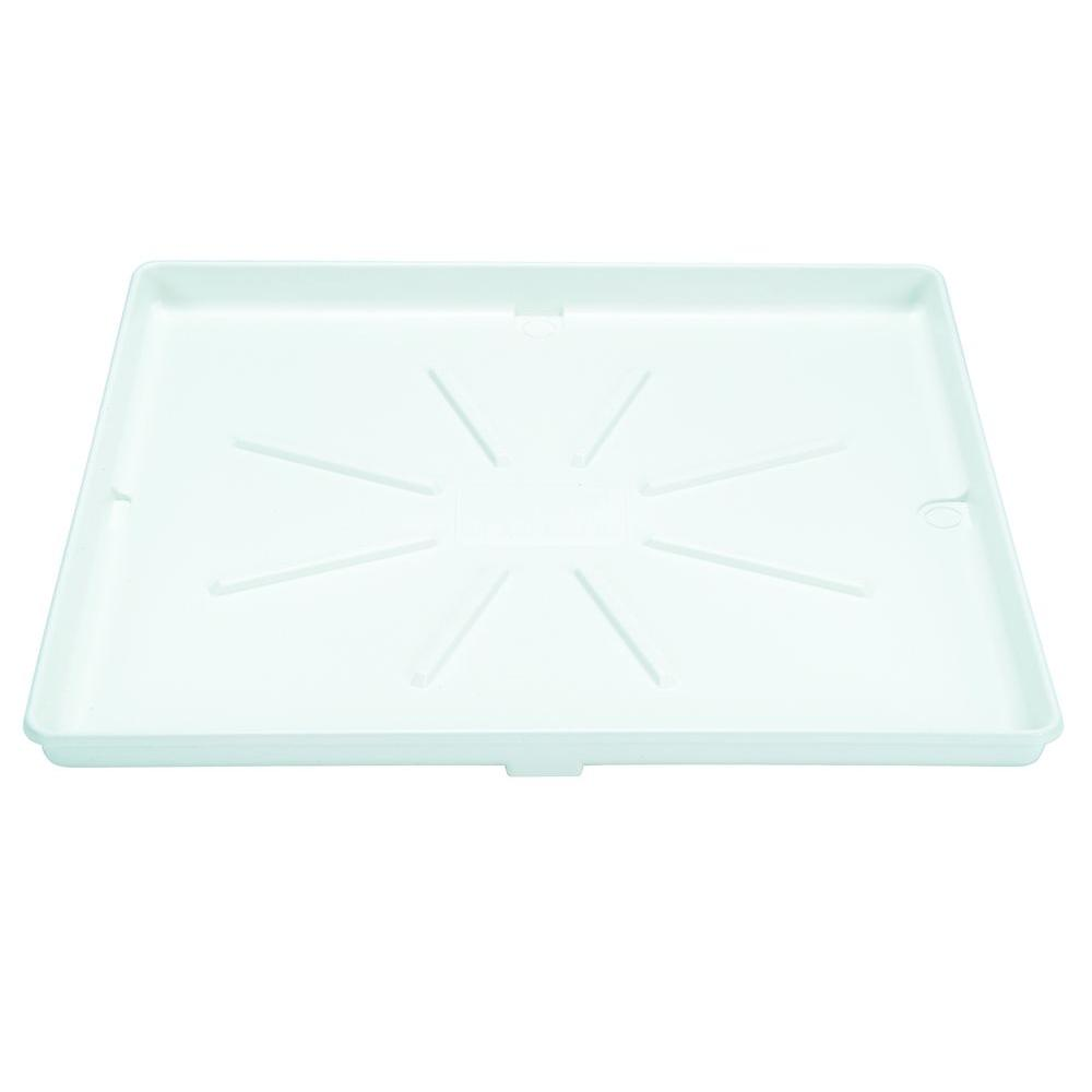 DURAPAN 31 in. x 33 in. Washer Pan for Front-End Loading