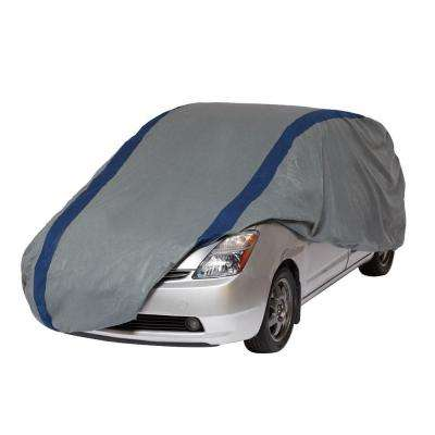 Weather Defender Hatchback Semi-Custom Car Cover Fits up to 13 ft. 5 in.