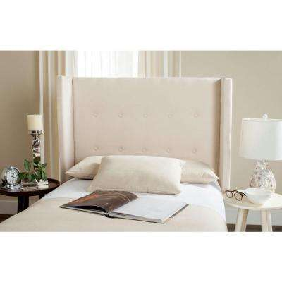 Damon Beige Twin Headboard