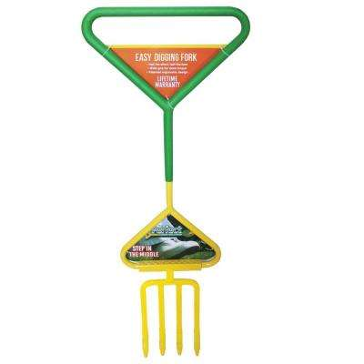 43 in. Steel Digging Fork