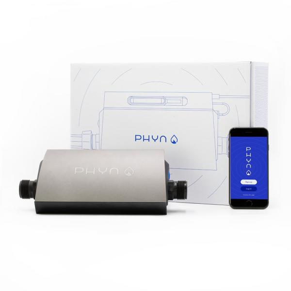 Smart Home Water Monitor, Leak Detector and Automatic Shutoff