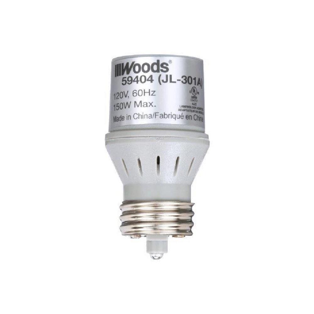 150-Watt Light Control with Photocell