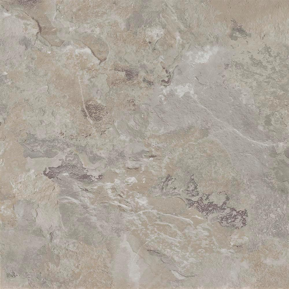 Armstrong Warm Gray Clear Creek 12 In X 12 In