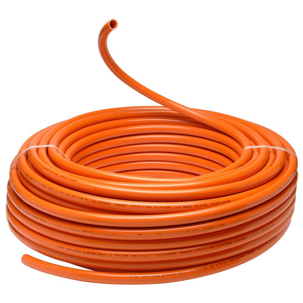 1/2 in. x 300 ft. Orange PEX Alumicor Barrier Tubing