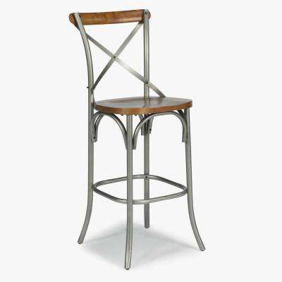 Orleans 30 in. Cherry Bar Stool