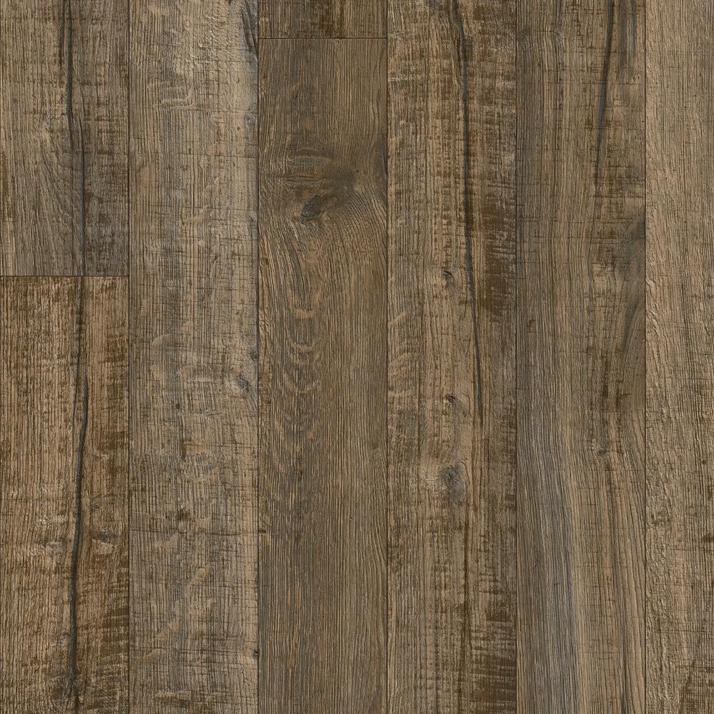 Take Home Sample - Coyote Coat Residential Vinyl Sheet Flooring - 6 in. x 9 in.