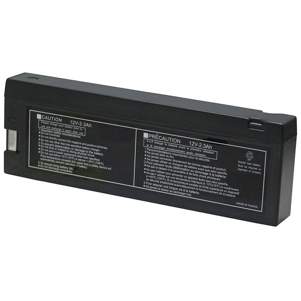 SLA 12-Volt 2.3 Ah P2 Pressure Contact Terminal Battery