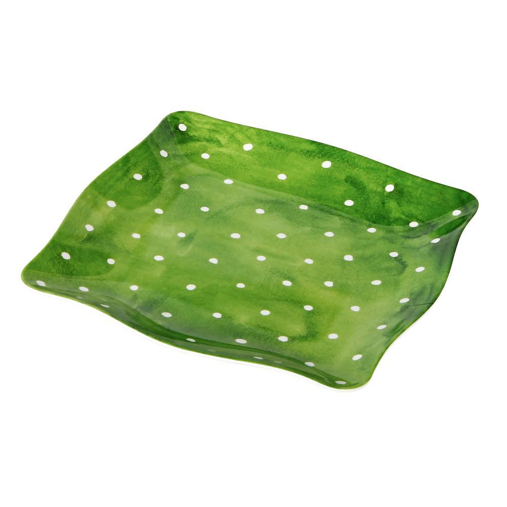 Encore Pallini Sage Green Dinner Plate (Set of 4) 20324