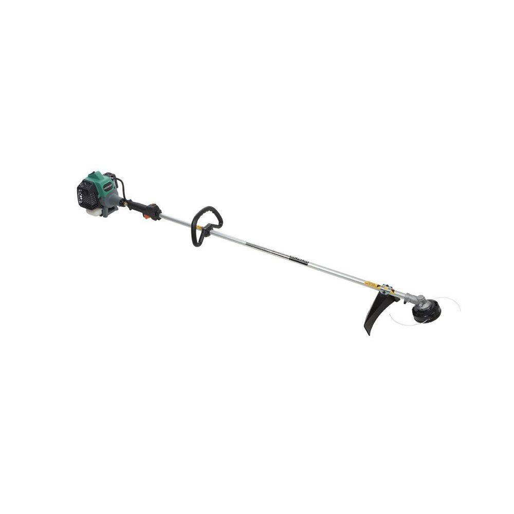 Hitachi 21 cc Straight Shaft Trimmer with Tap and Go Head
