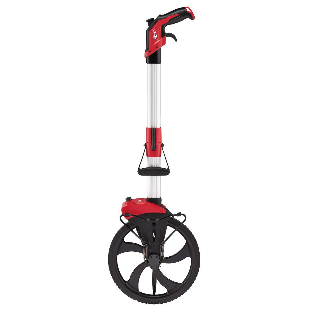 Milwaukee 12 in. Aluminum Measuring Wheel