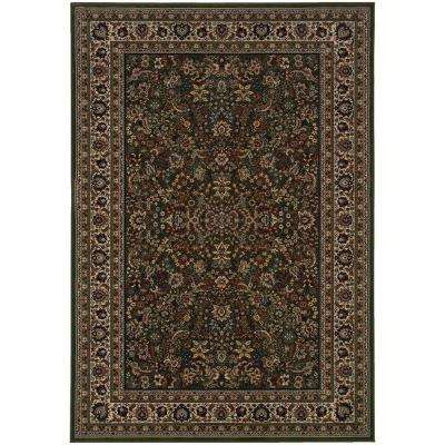 Westminster Green 5 ft. x 8 ft. Area Rug