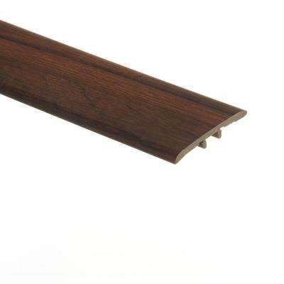 Kentucky Oak/Oak Tranquility 5/16 in. Thick x 1-3/4 in. Wide x 72 in. Length Vinyl T-Molding