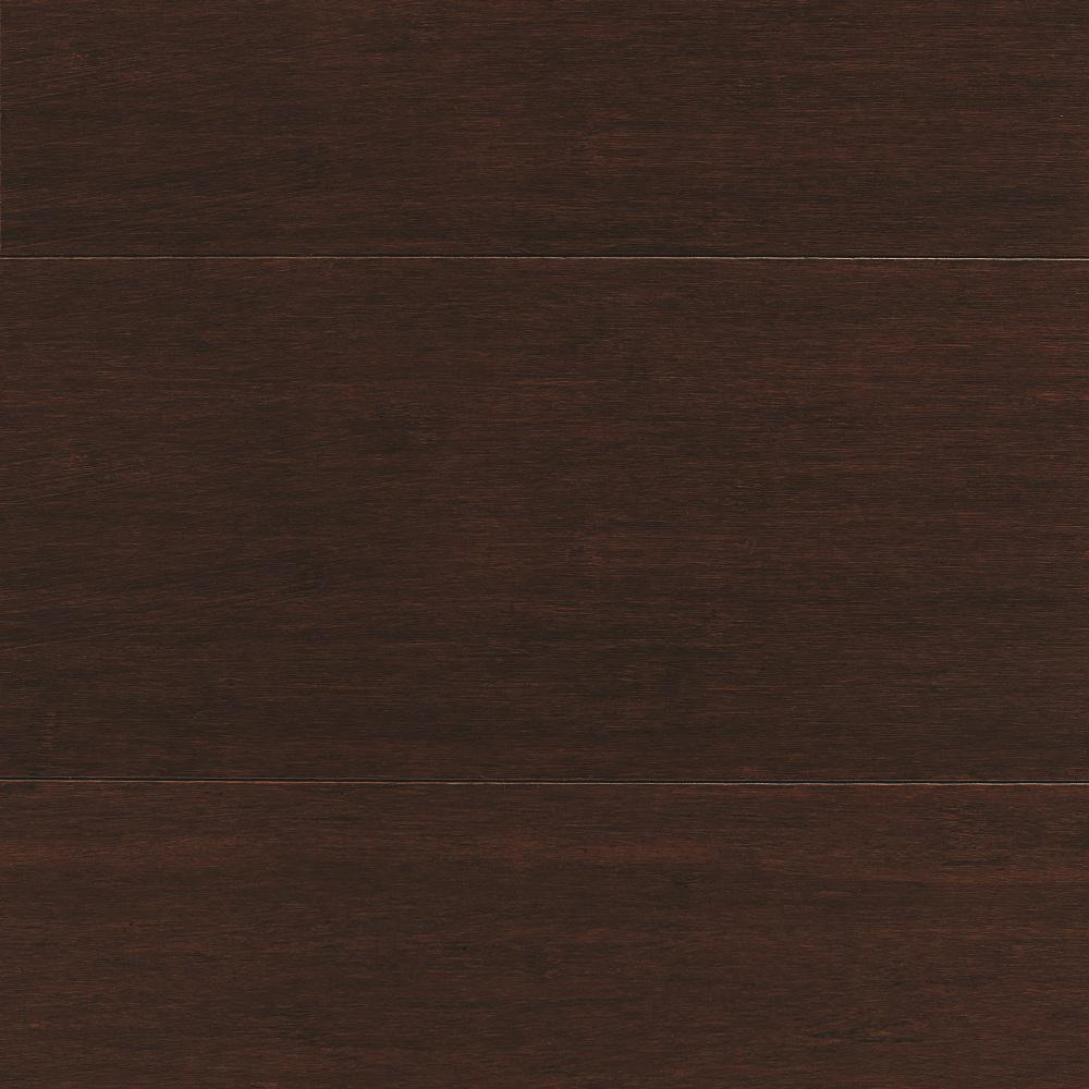 Home Decorators Collection Strand Woven Java 3 8 In T X 5 1 8 In W X 72 In L Engineered Click Bamboo Flooring Hd13007a The Home Depot
