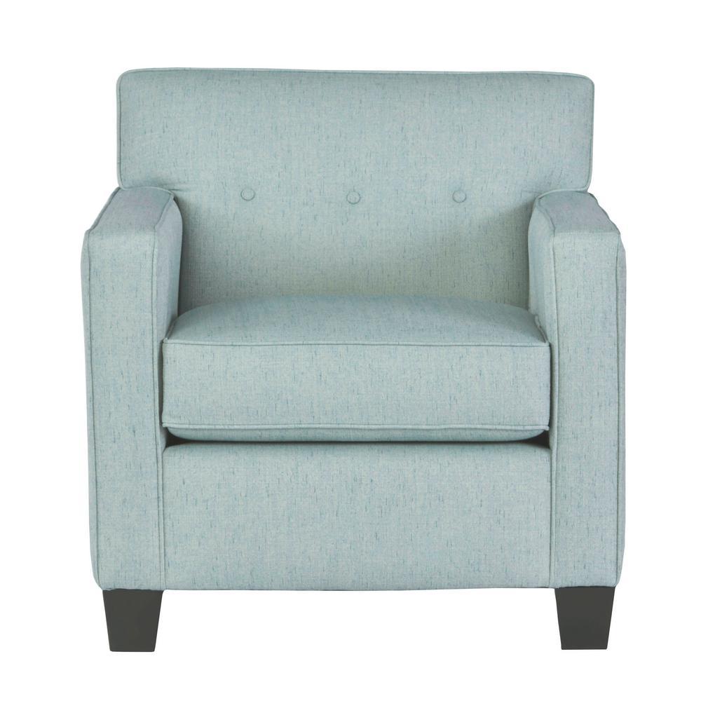 Charlie Mist Upholstered Chair