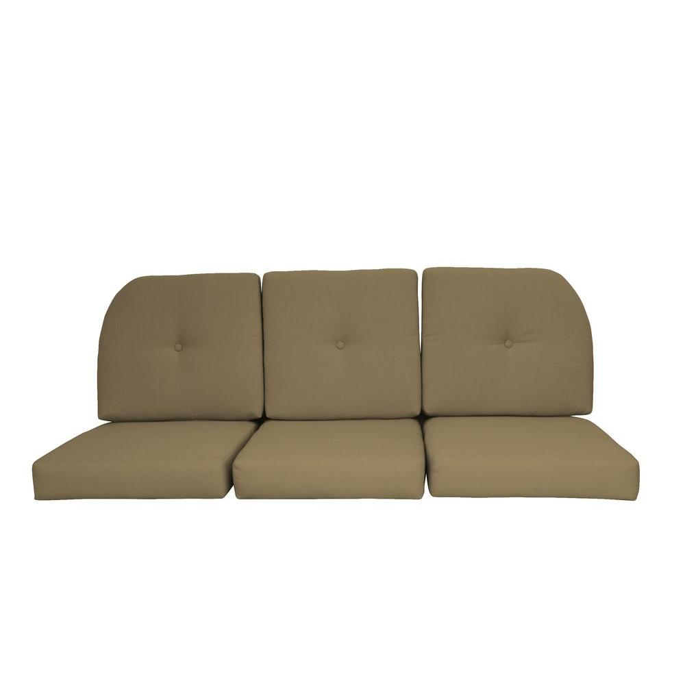 Outdoor Sofa Cushions - Outdoor Cushions - The Home Depot