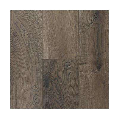 Driftwood 1/3 in. Thick x 7.68 in. Wide x 47.83 in. Length Laminate Flooring (20.40 sq. ft.)