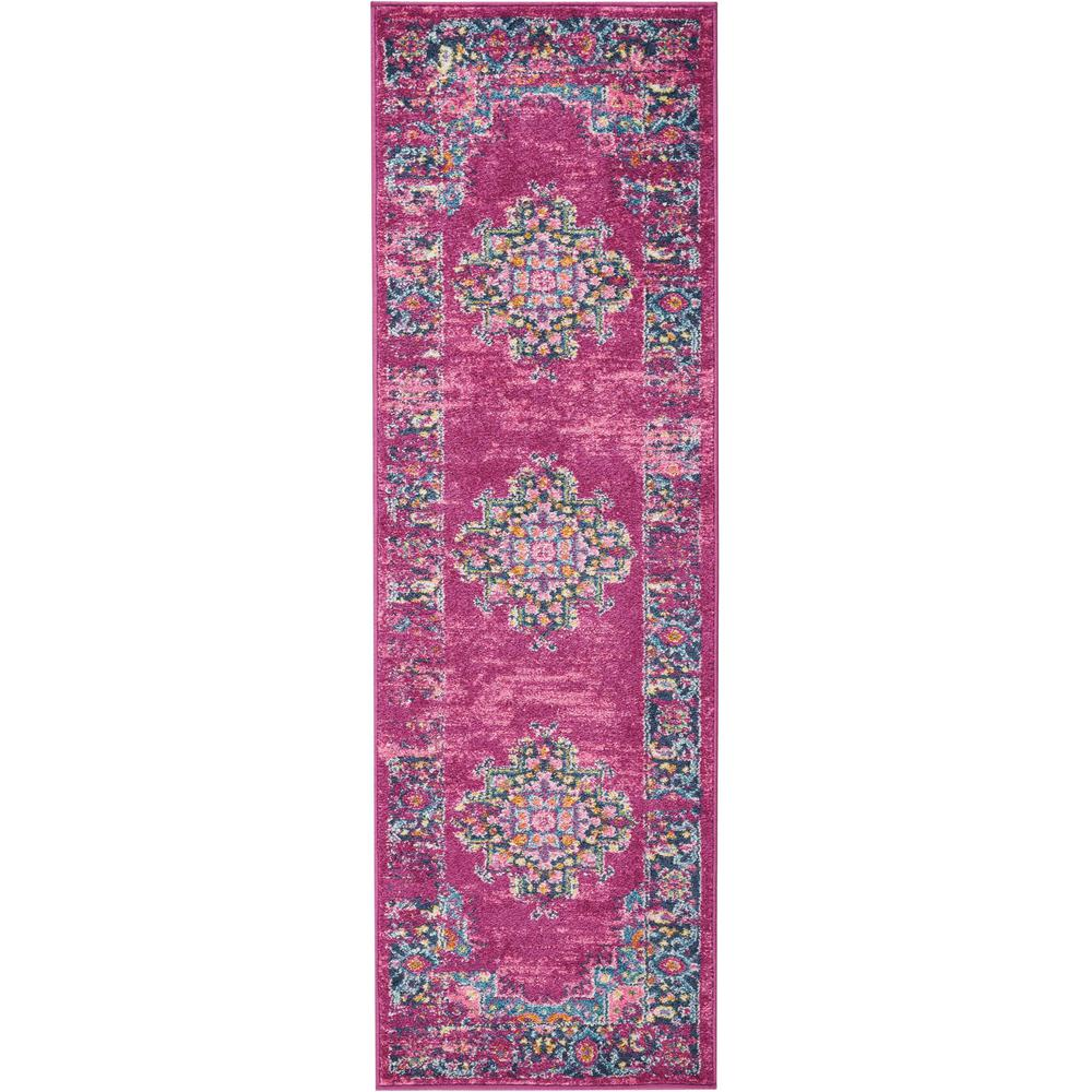 5 X 7 Pink Area Rugs The Home Depot