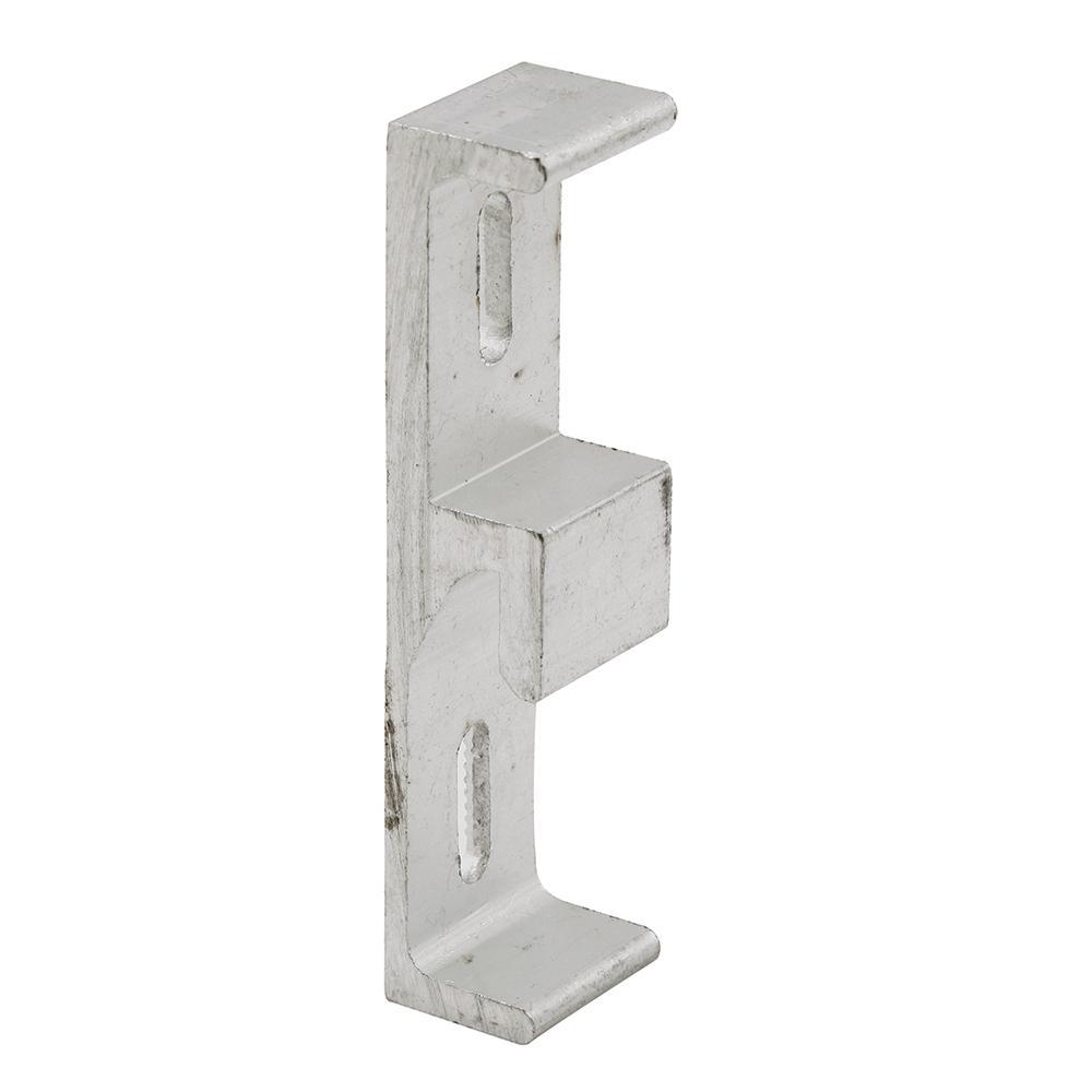 3/4 in. Wide Aluminum Sliding Door Keeper