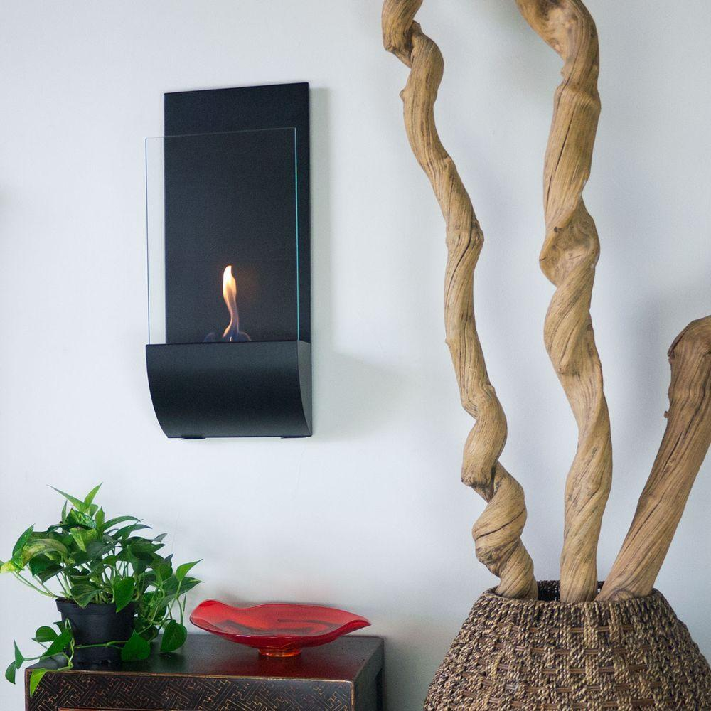 nu flame torcia 11 75 in wall mount decorative bio ethanol