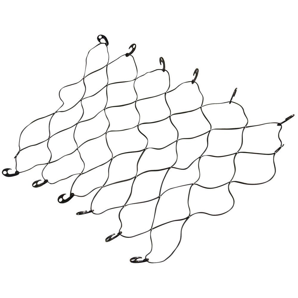 Erickson 52 in. x 70 in. Cargo Net, Blacks