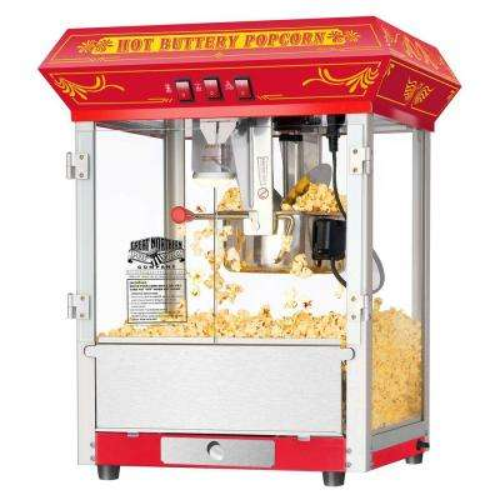 Classic 8 oz. Popcorn Machine
