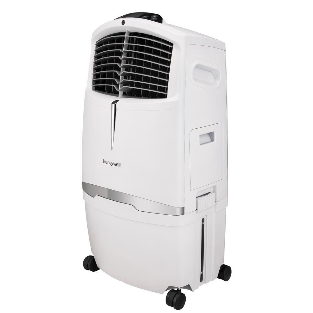 Honeywell 525 CFM 3-Speed Indoor Portable Evaporative Air ...
