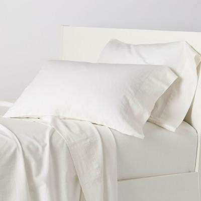 Linen Cotton Solid Sheet Set