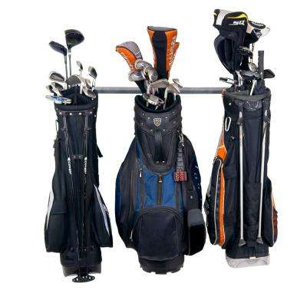 3-Golf Bag Rack