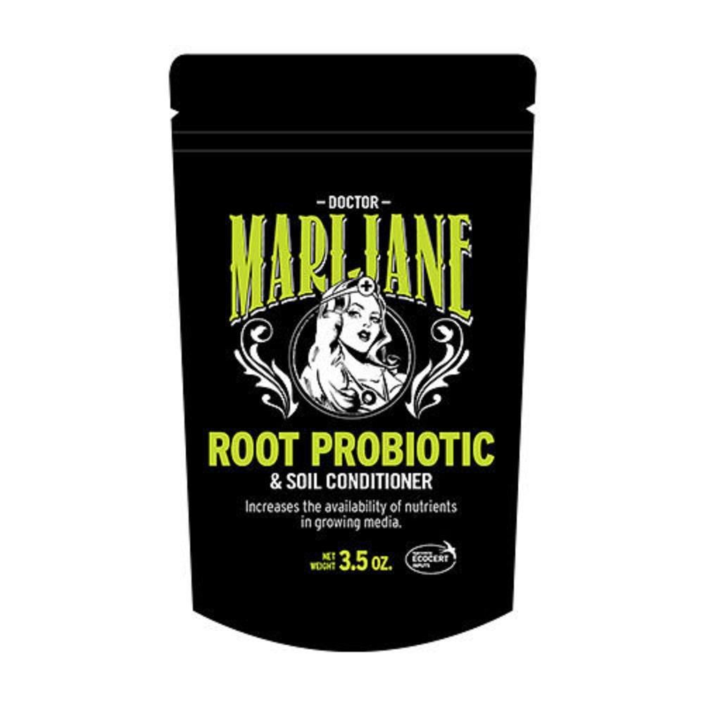 Doctor Marijane Root Probiotic, Soil Conditioner, Soil Amendment Hydroponics