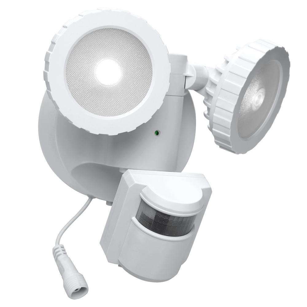 Solar Powered - Outdoor Security Lighting - Outdoor Lighting - The ...