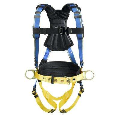 Upgear Blue Armor 2000 Construction (3 D-Rings) Small Harness