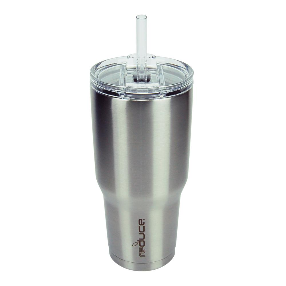 Reduce Thermal Tumbler 34 oz. Stainless Steel Drinking Cup