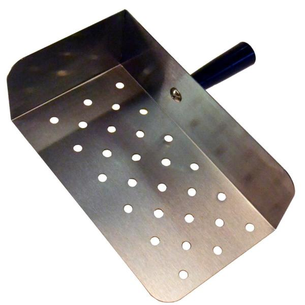 Large Stainless-Steel Nacho Scoop