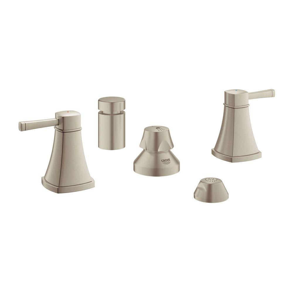 Grohe Nickel Faucet, Nickel Grohe Faucet, Nickel Grohe Faucet, Grohe ...