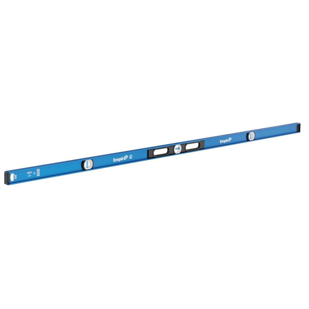 True Blue 78 in. Magnetic I-Beam Level