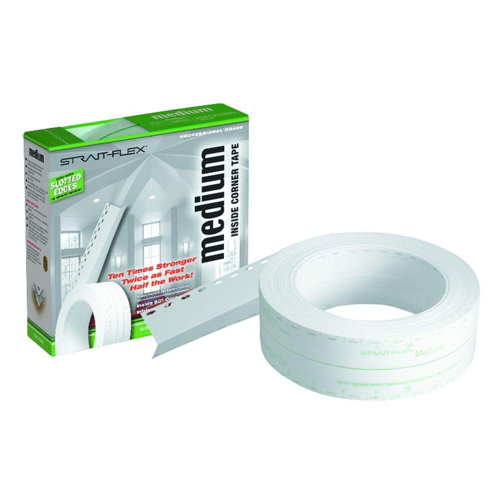 2.25 in. x 100 ft. Medium Composite Drywall Corner Tape SM-100