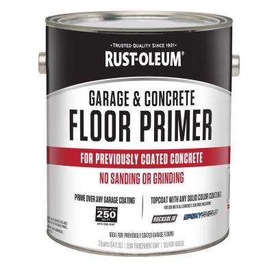 1/2 gal. Garage and Concrete Floor Primer (Case of 2)
