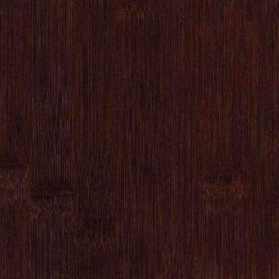 Take Home Sample - Horizontal Cinnamon Solid Bamboo Flooring - 5 in. x 7 in.