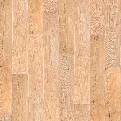Take Home Sample - Centra Oak Engineered Hardwood Flooring - 7-7/16 in. x 8 in.