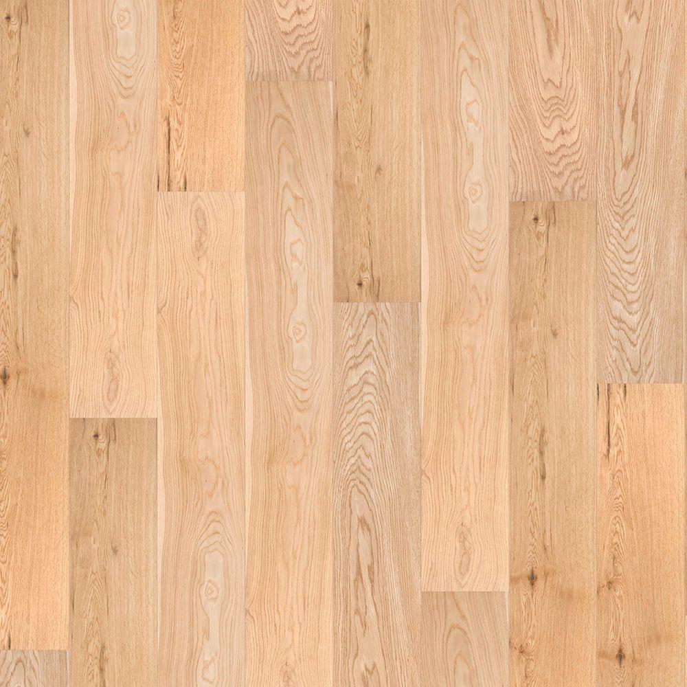 Flooors by LTL Take Home Sample - Centra Oak Engineered Hardwood Flooring - 7-7/16 inch x 8 in. by Flooors by LTL
