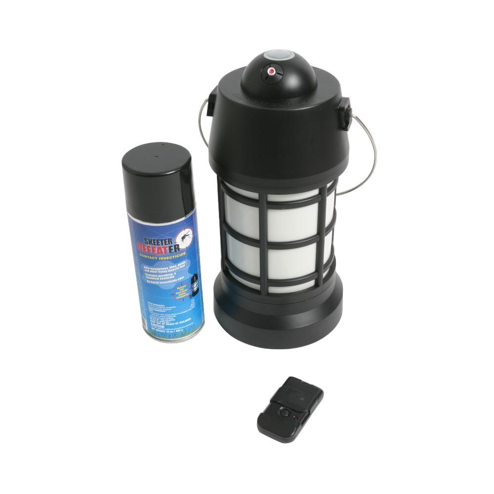 Skeeter Defeater Dispenser and Cylinder Refill Unit