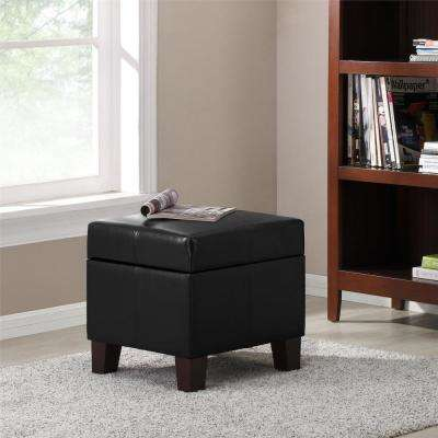 Classic   Faux Leather   Ottomans   Living Room Furniture   The