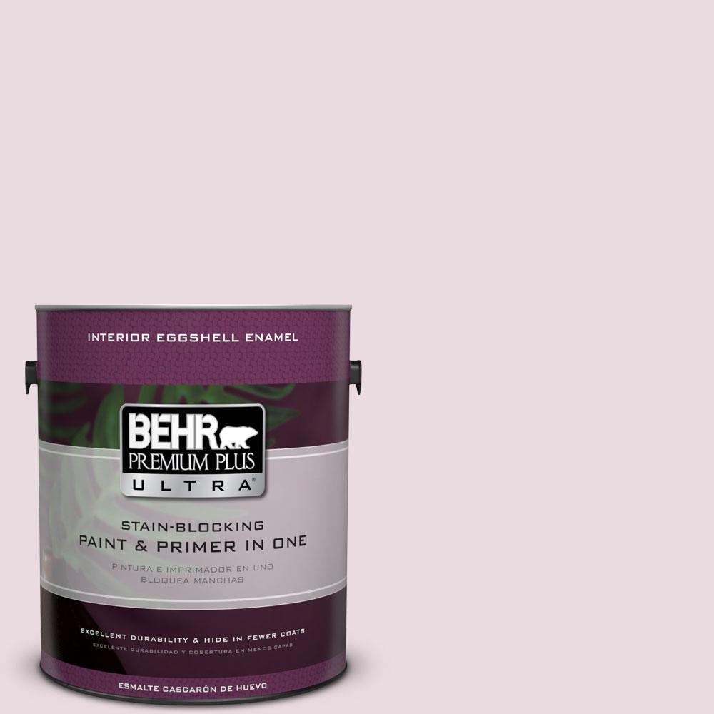 BEHR Premium Plus Ultra 1-gal. #S120-1 Wine Pairing Eggshell Enamel Interior Paint