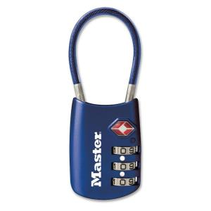Luggage Combination Cable Lock