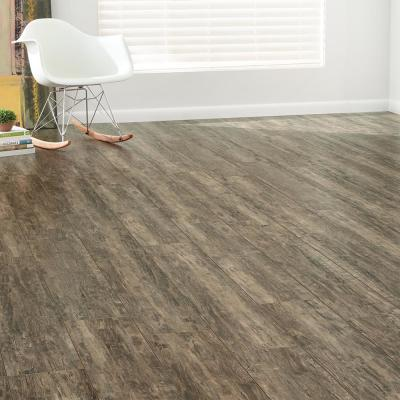 EIR English Vanity Walnut 12 mm Thick x 7.56 in. Wide x 47.72 in. Length Laminate Flooring (20.04 sq. ft. / case)