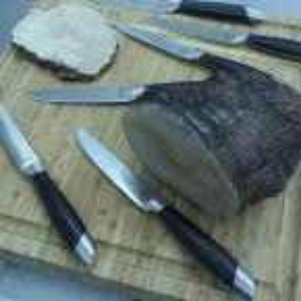 Geminis 5 in. Steak Knife (6-Pack)