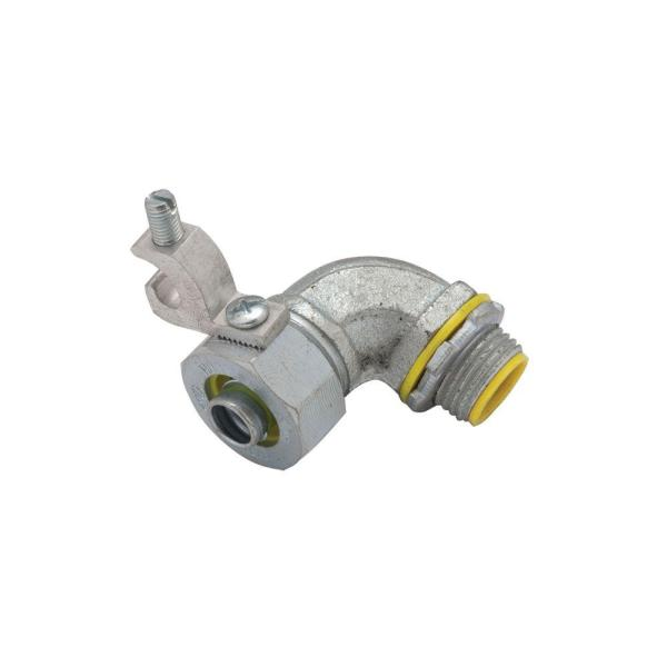 Liquidtight 3 in. Insulated Grounding Connector