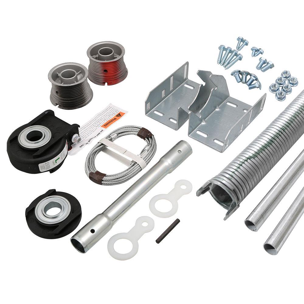 EZ-Set Torsion Conversion Kit for 9 ft. x 7 ft. Garage Doors 134 lbs. - 155 lbs.