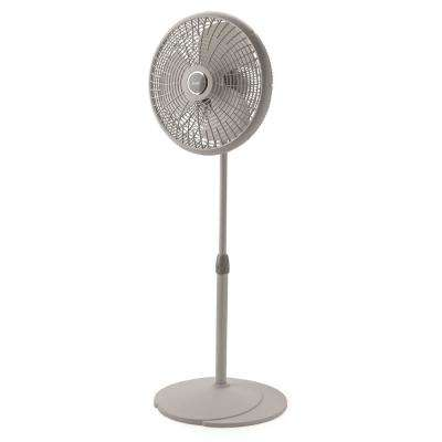 16 in. Adjustable Performance Pedestal Fan
